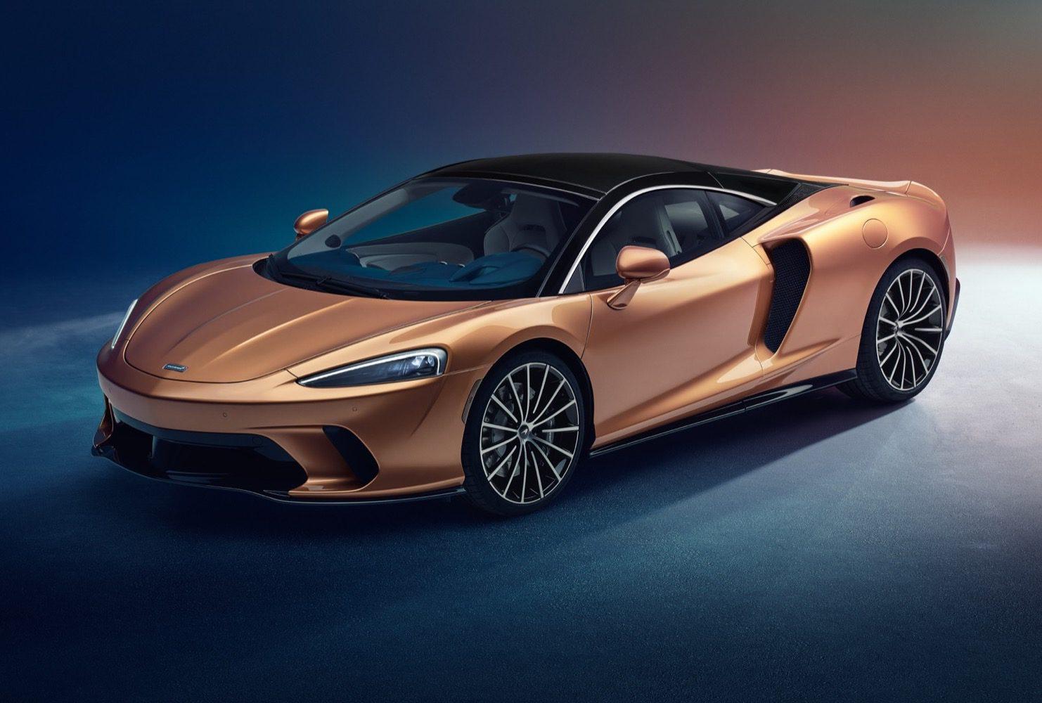 O McLaren GT 2020 é um substituto de 612 cv para seu jato particular
