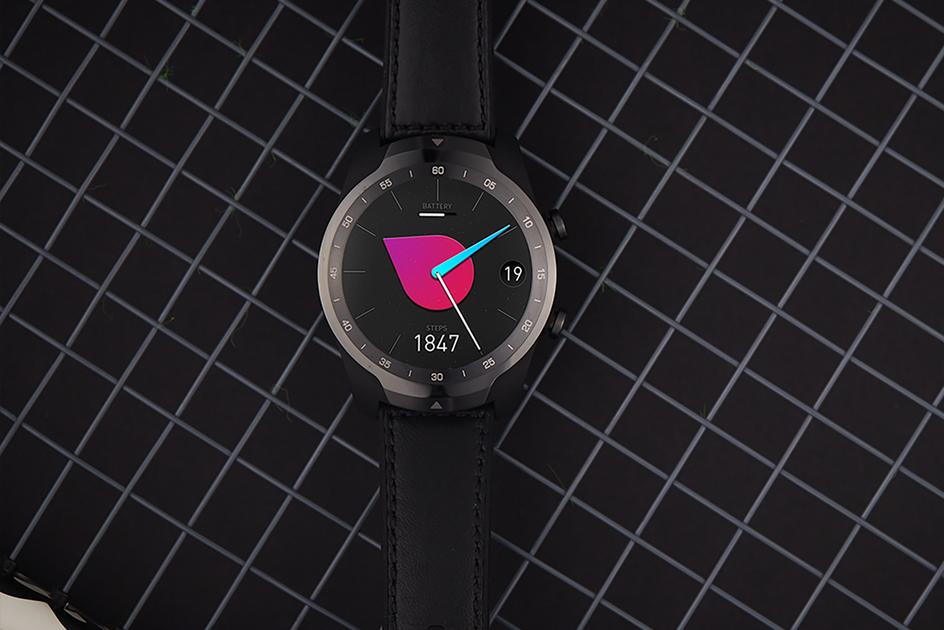 O Mobvoi atualiza seu smartwatch TicWatch Pro para 2020, mais ou menos