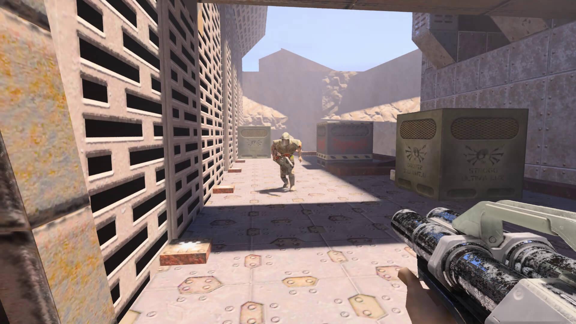 O Quake 2 RTX Patch 1.2 disponível para download melhora o Ray Tracing ...