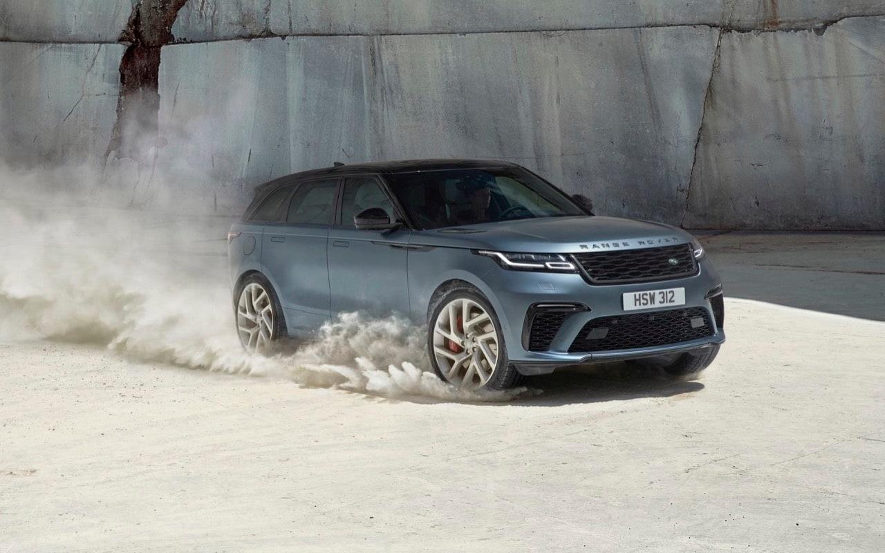 O Range Rover Velar 2020 SVAutobiography Dynamic Edition é o sonho V8