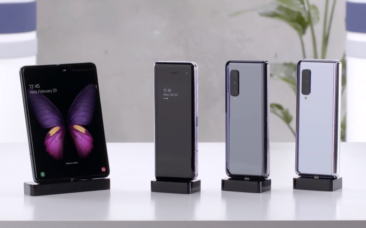 The Samsung Galaxy Fold will be super-rare as well as super-expensive