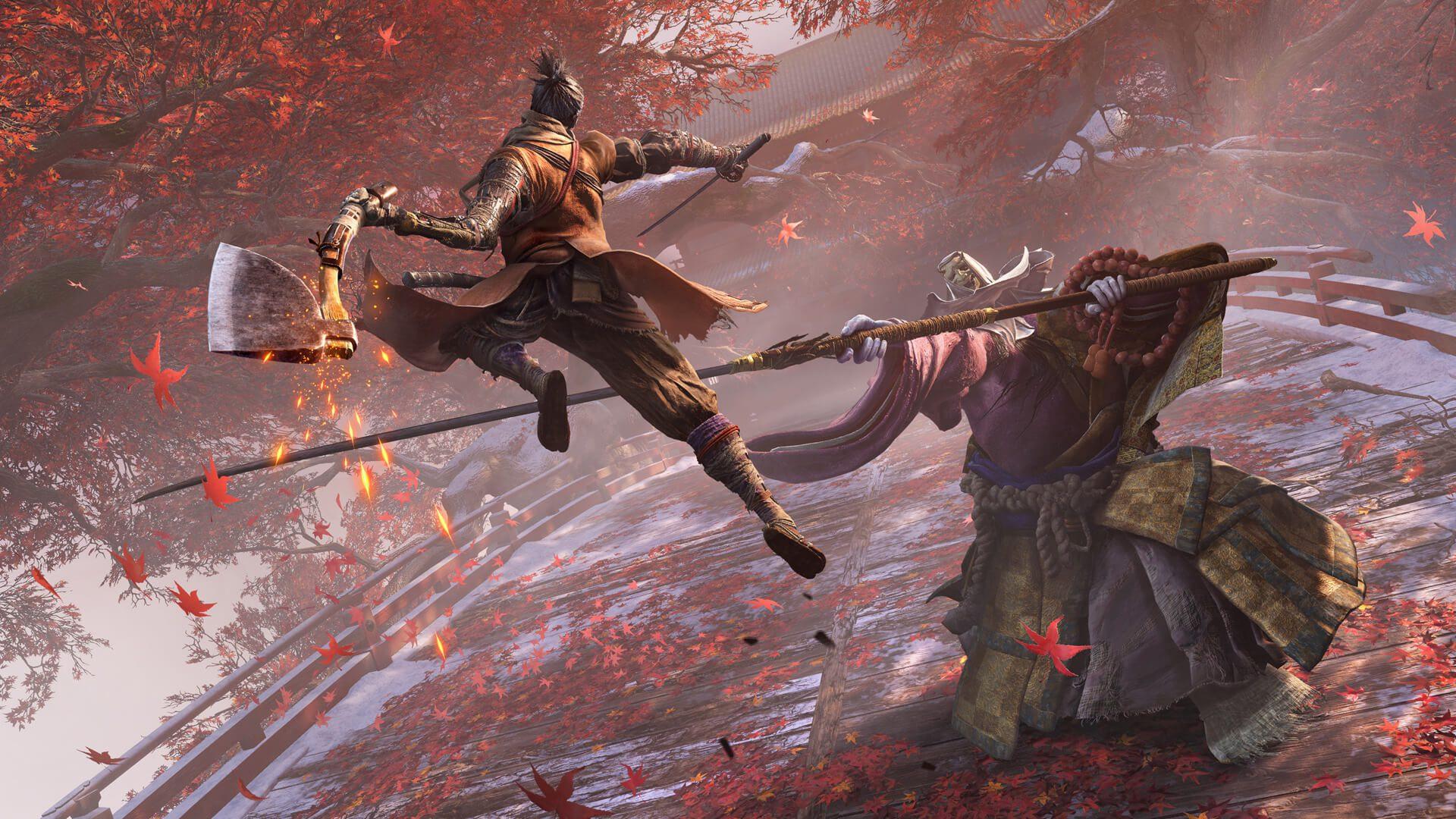 Sekiro: Shadows Die Twice gets an Enemy and Item Randomizer Mod