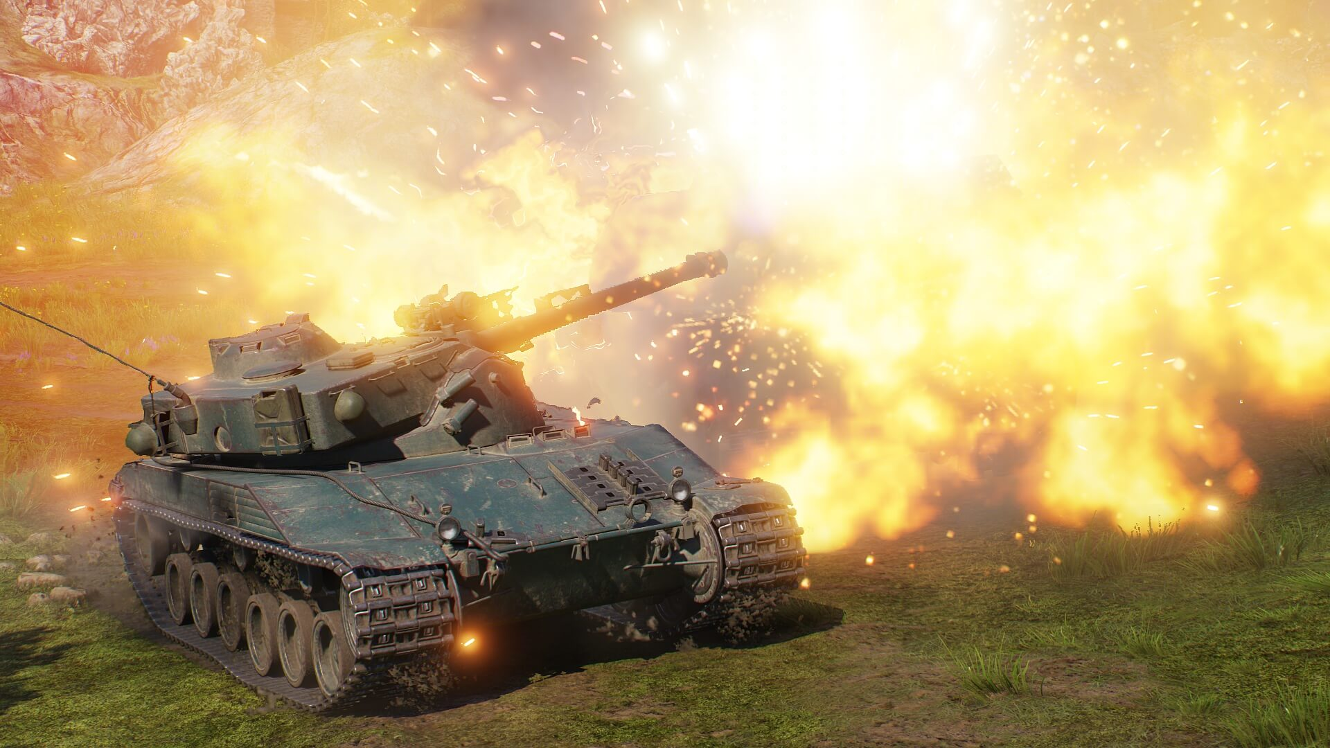 O World of Tanks usará o Ray Tracing via oneAPI da Intel, ...