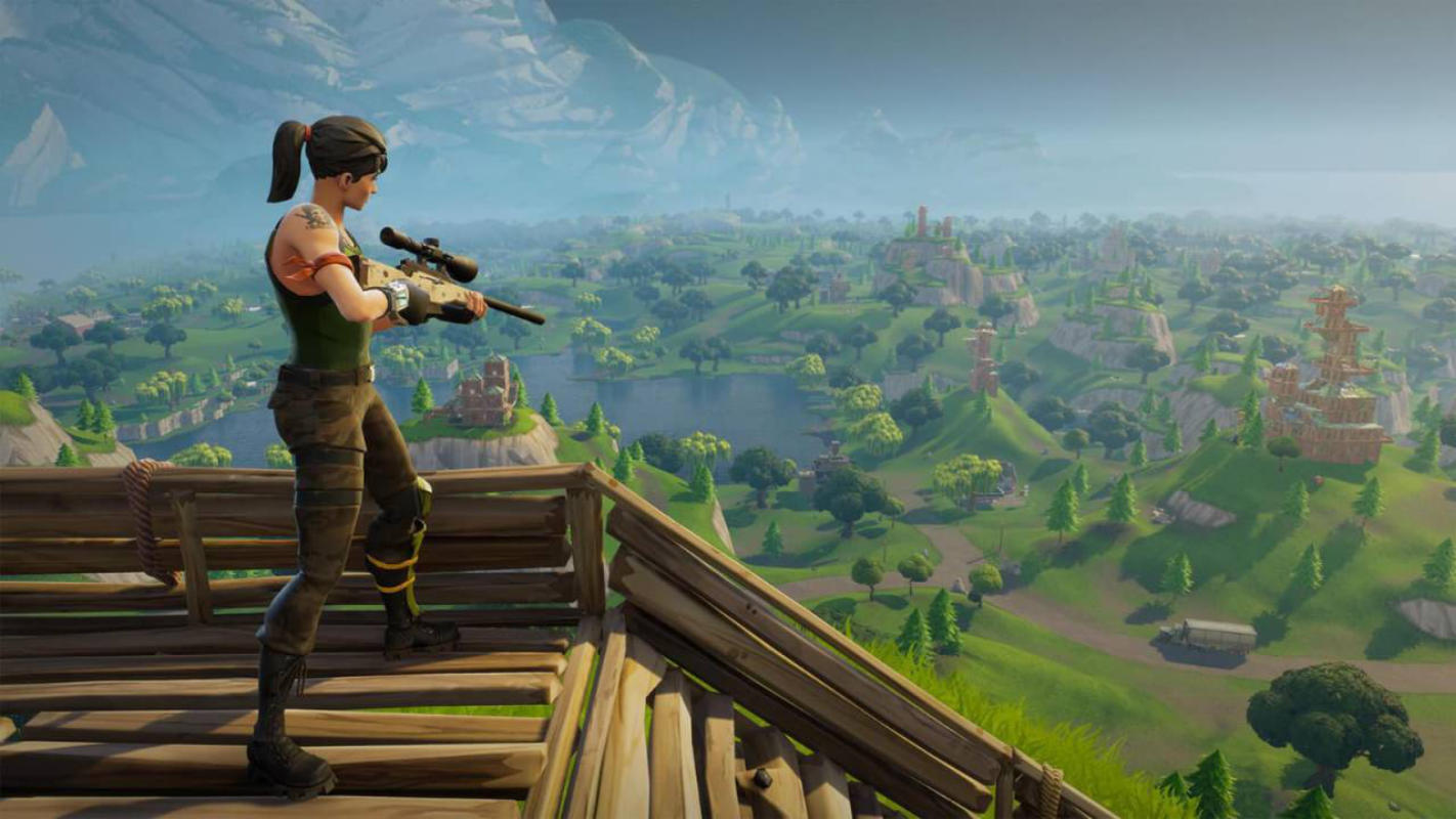 Fortnite mobile voice chat returns, but only for Android