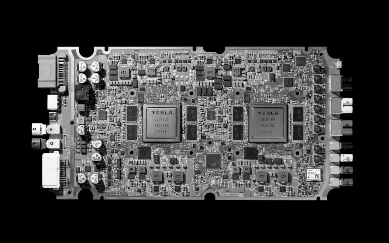 O computador autônomo completo da Tesla já está em todos os carros novos