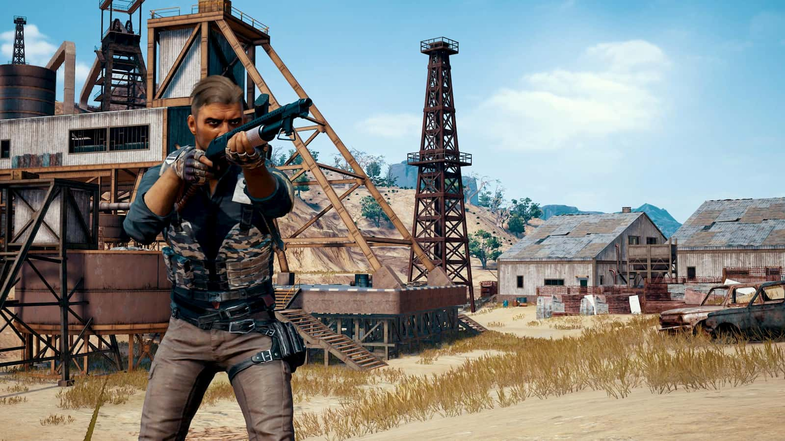 PUBG's Battle Royale genius just started a mysterious new project