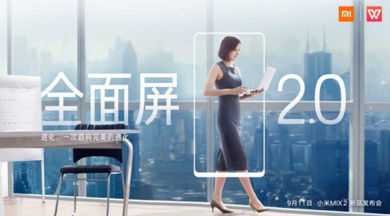O hype do Xiaomi Mi MIX 2 aumenta com vários teasers e ...