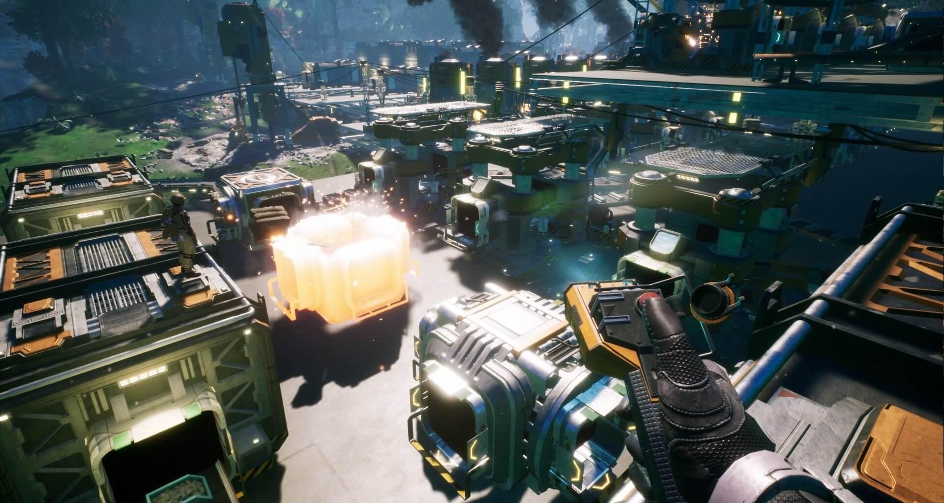 Coffee Stain Studios' Satisfactory receives its third major update, is coming soon on Steam