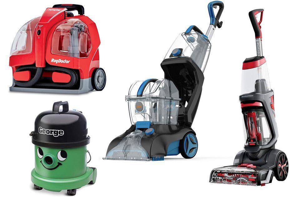 O melhor limpador de carpete 2020: faça uma limpeza profunda