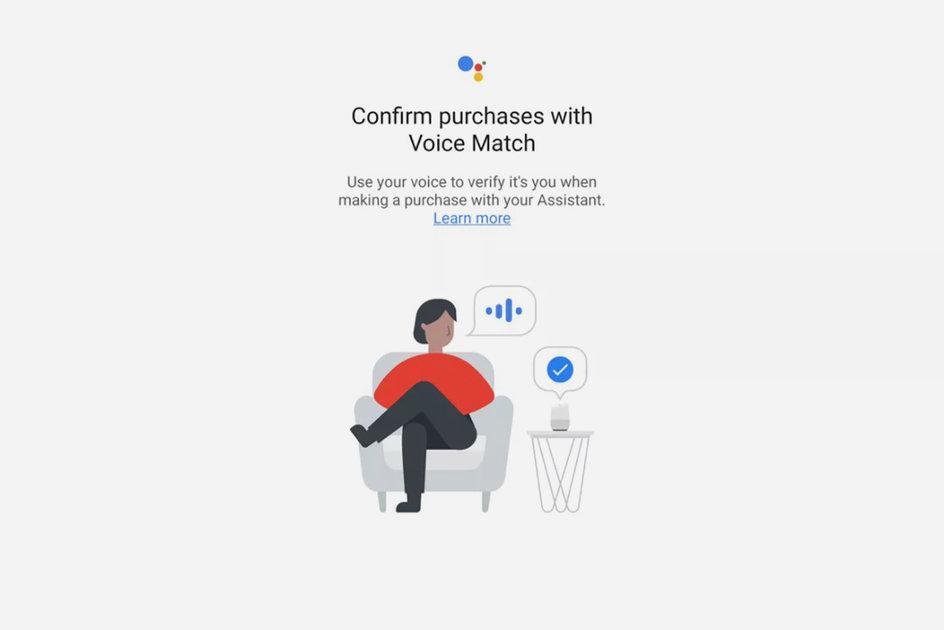 O novo teste do Google Assistant usa sua voz para verificar sua identidade ...