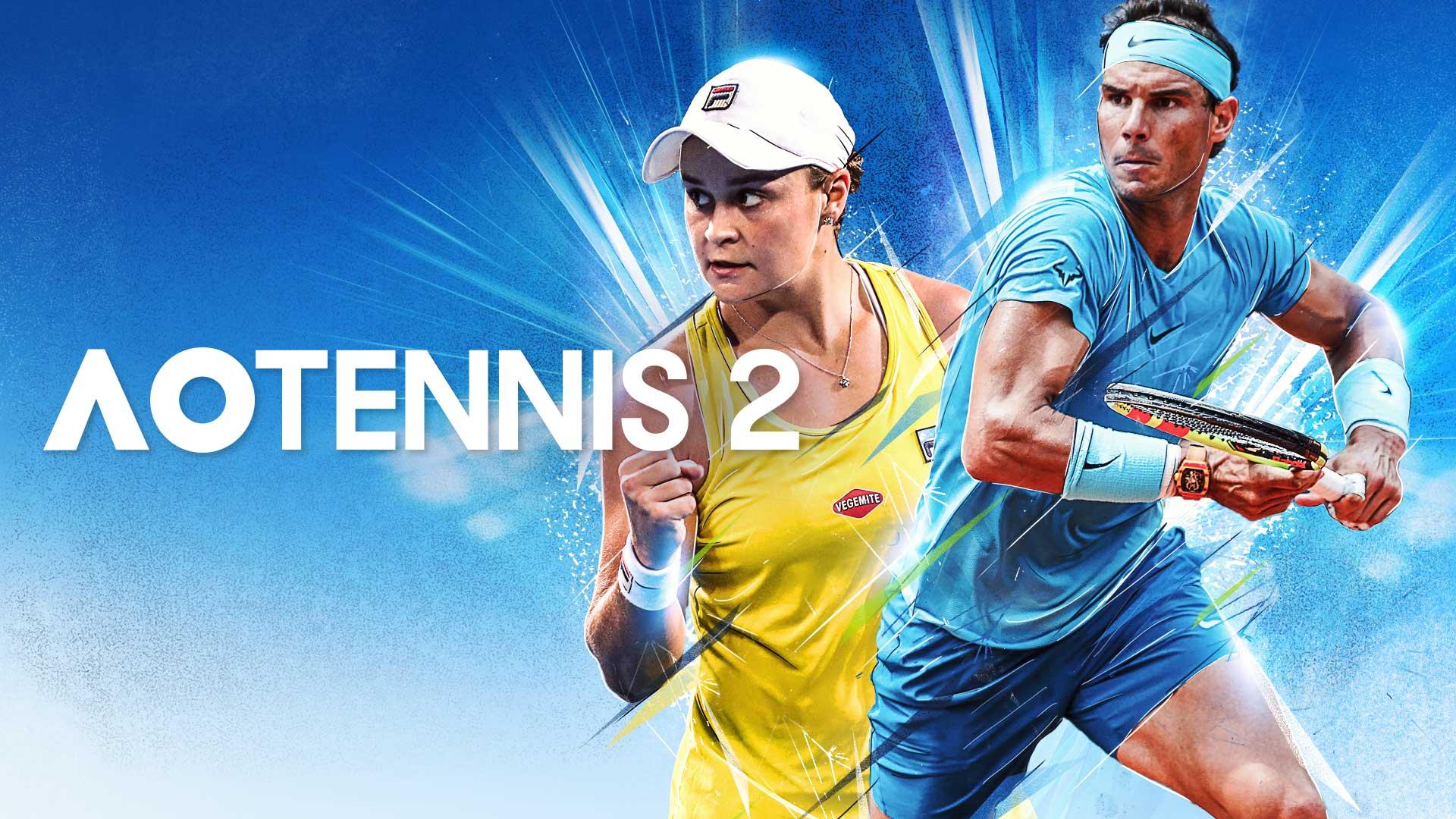 O novo trailer do AO Tennis 2 apresenta seu editor de conteúdo, o AO Tennis ...