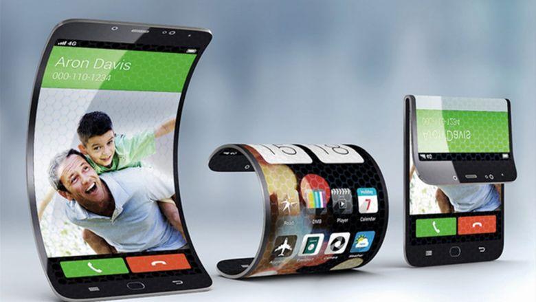 O 'objetivo atual' da Samsung é lançar um telefone dobrável da série Galaxy Note ...
