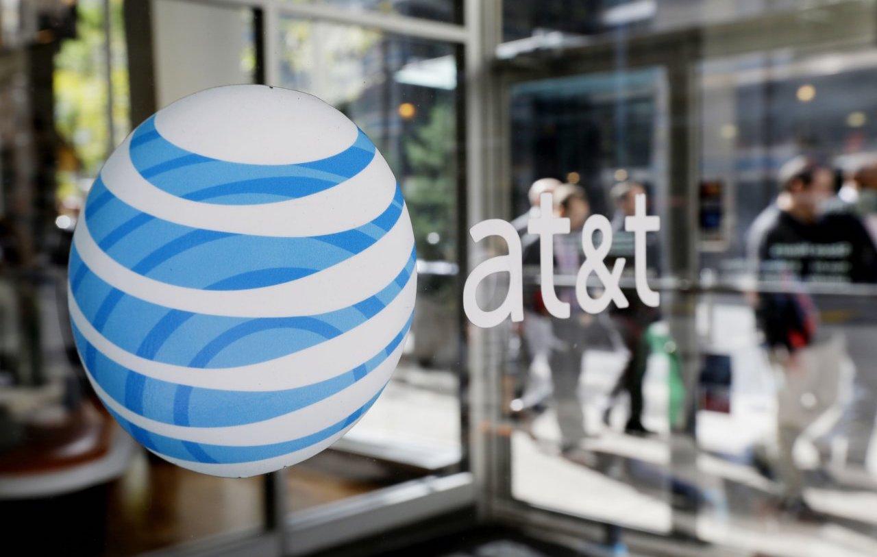 O preço da AT&T aumenta o resultado da dívida de bilhões de dólares em fusões