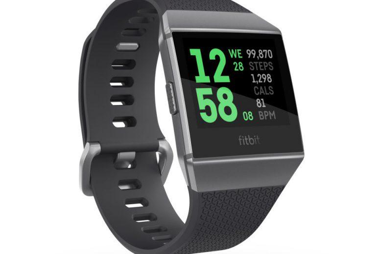 O relógio inteligente Fitbit Ionic apoiará o monitoramento contínuo da glicose no próximo ano