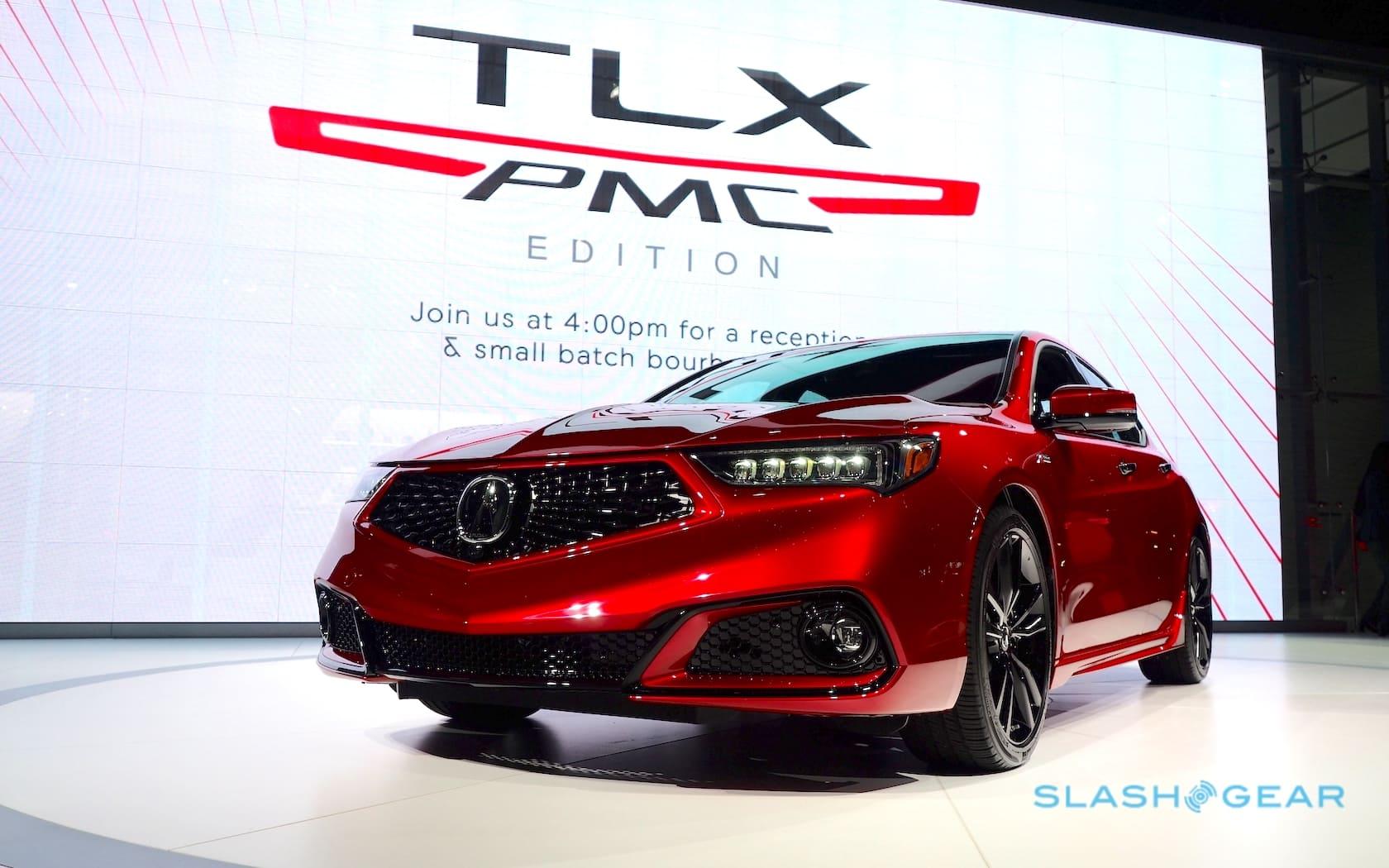 O segredo da grande aposta TLX de mão da Acura está bem ...