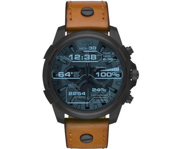 O smartwatch Diesel On Full Guard da Fossil se une ao Android Wear focado na moda ...