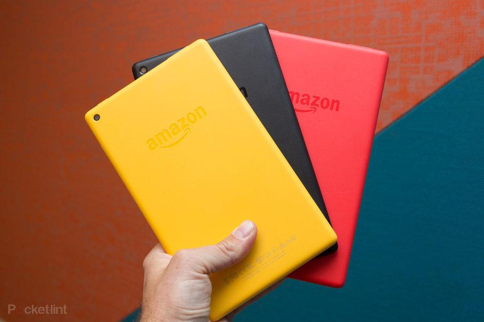 O tablet Amazon Fire é a maneira mais barata de ...