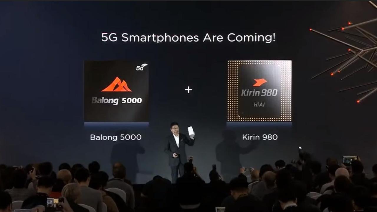 O telefone Huawei 5G no MWC 2019 terá dois recursos especiais