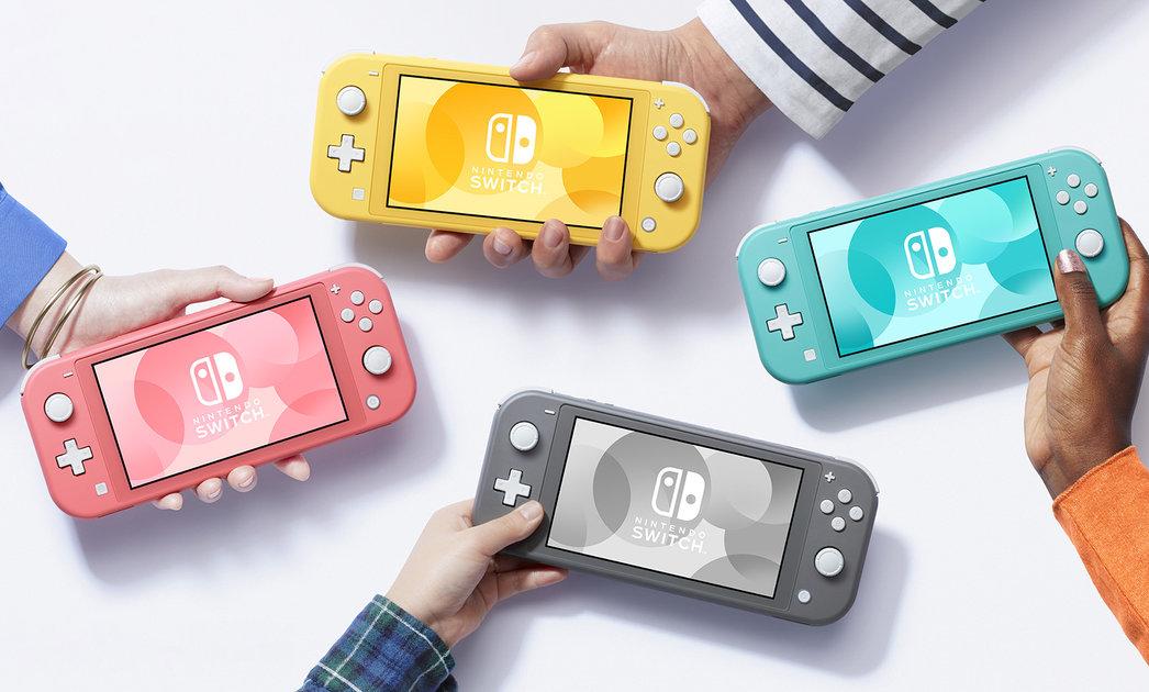 Onde comprar um Nintendo Switch?  Algum estoque de Switch principal ...