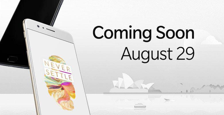 OnePlus 5 finalmente chega à Austrália a partir de 29 de agosto