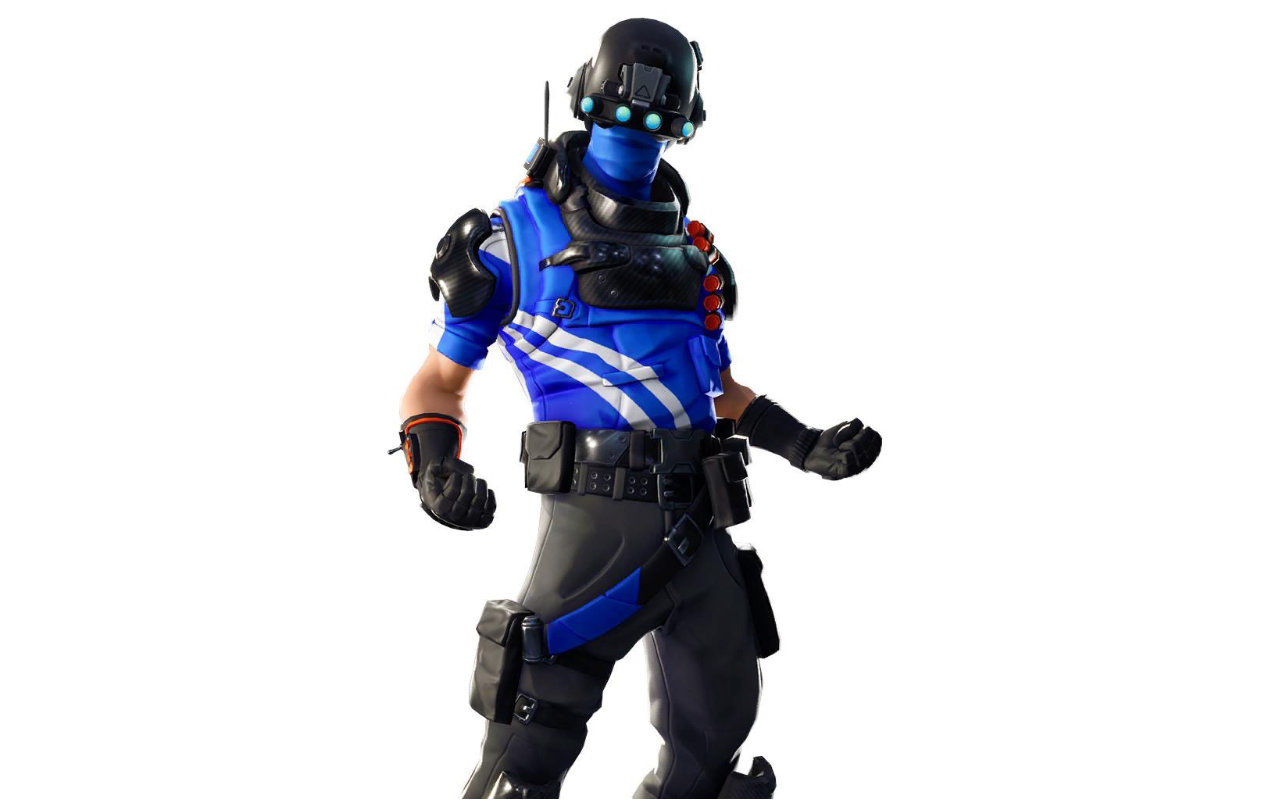 PlayStation Plus subscribers get exclusive free Fortnite Carbon skin