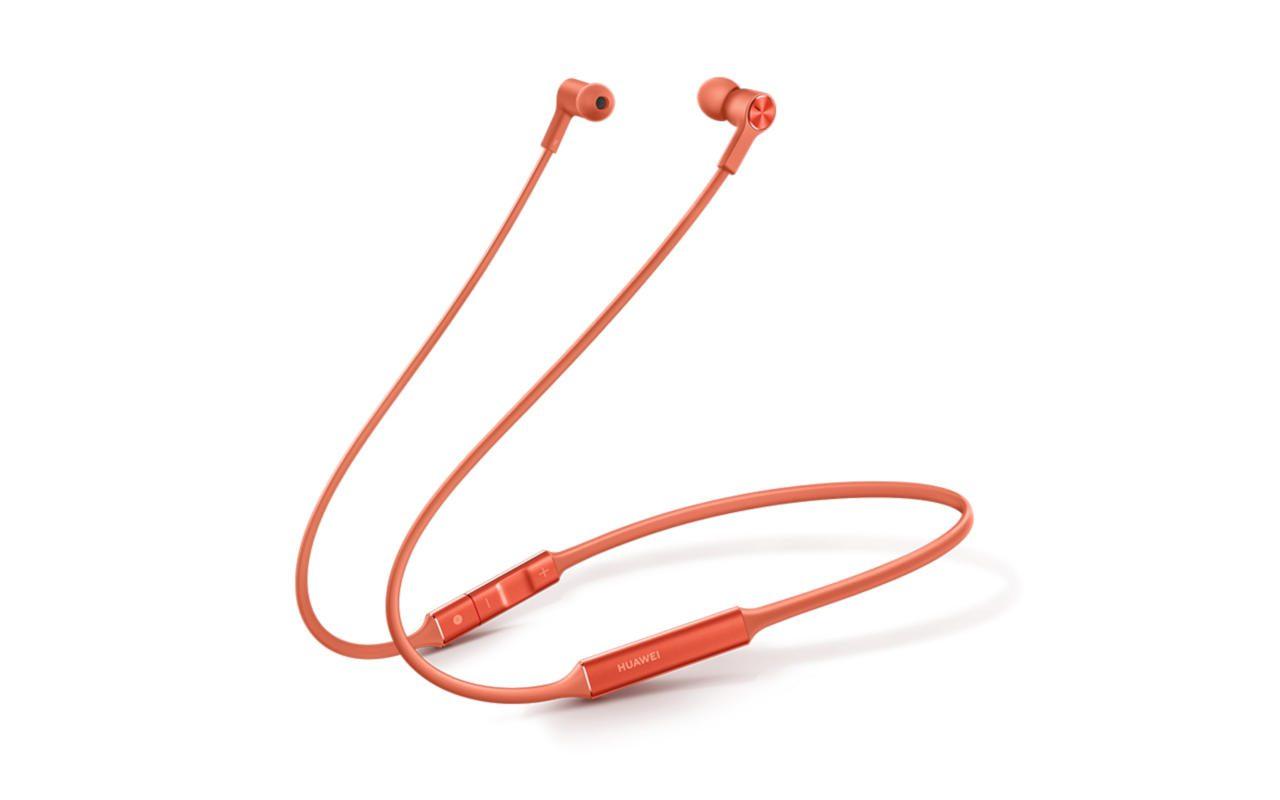 Huawei FreeLace wireless earphones has a few tricks up its sleeves