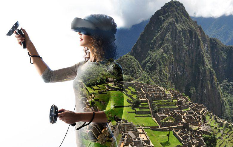 Os headsets de realidade mista do Windows e a Fall Creators Update começarão a ...