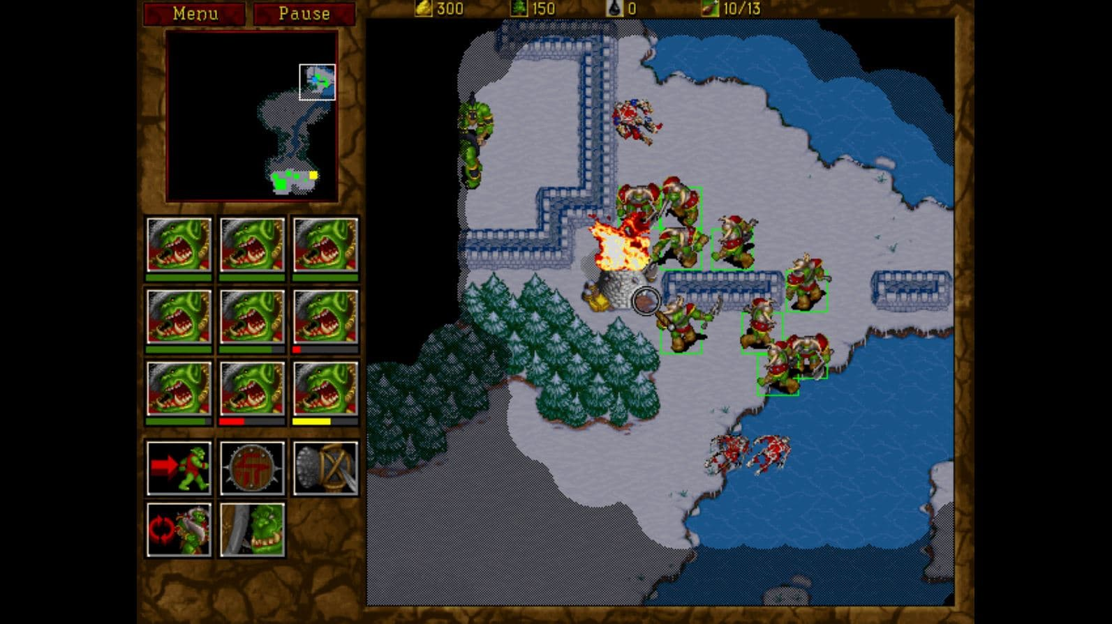 Classic Warcraft games go digital for the first time ever today