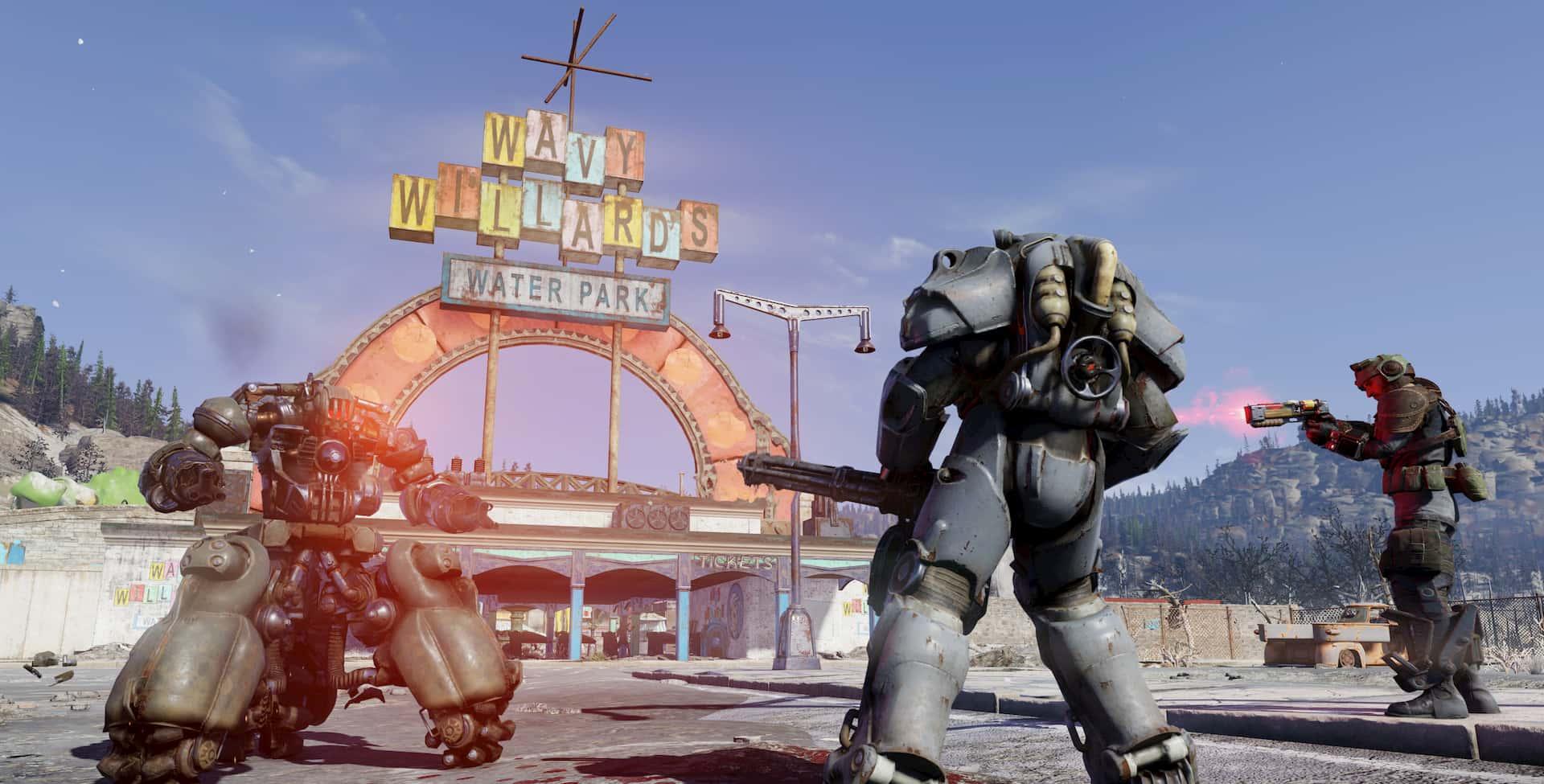 Os kits de reparo pagos de Fallout 76 estão causando alguma controvérsia