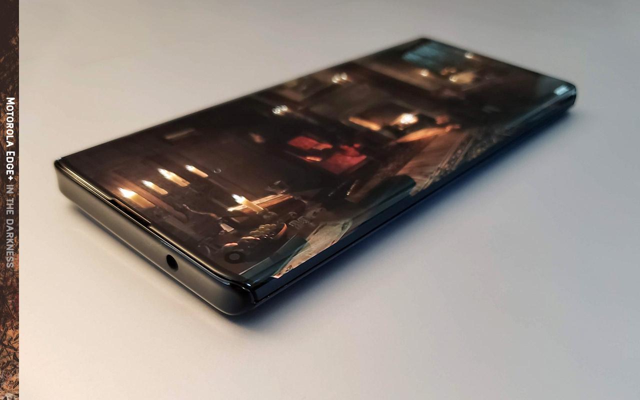 Os problemas de tela do Motorola Edge + podem precisar de substituição
