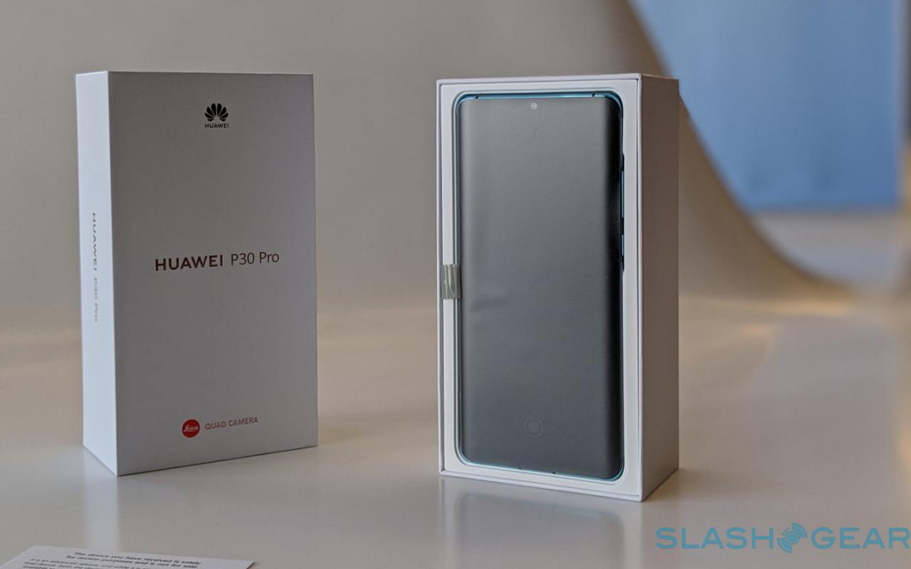 Os proprietários de telefones existentes da Huawei podem respirar facilmente um pouco