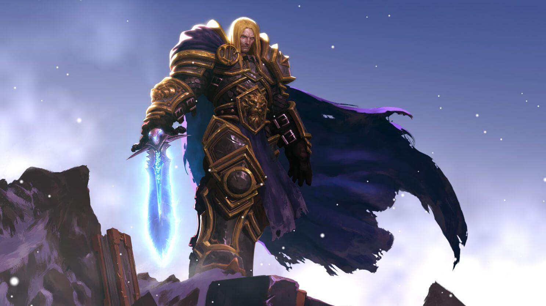 Os requisitos oficiais do sistema para PC para Warcraft 3 Reforged requerem 30 GB de ...