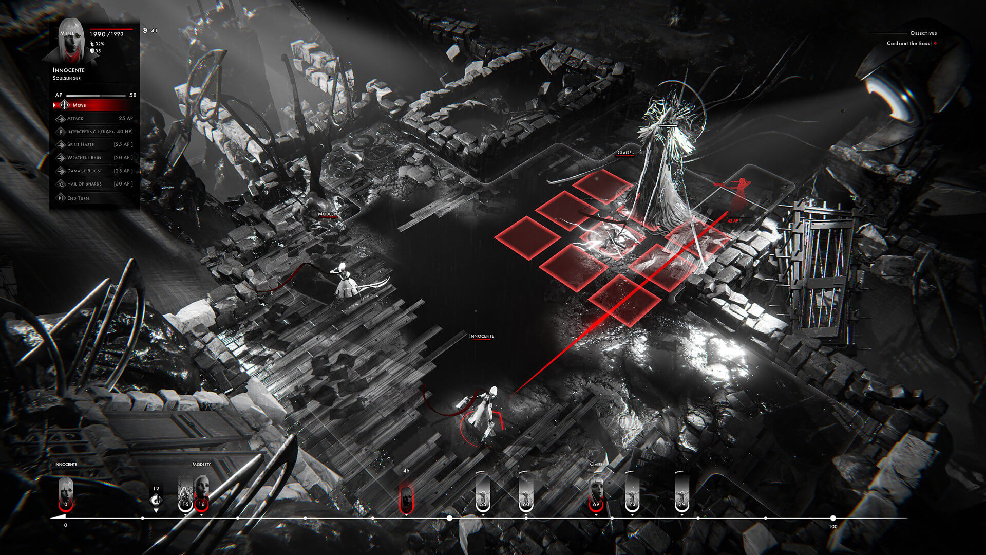 Othercide é um novo RPG tático que está chegando ao ...