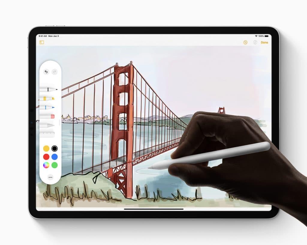 Patente da Apple Pencil revela adaptadores de ponta com funcionalidade de botão sensível à pressão