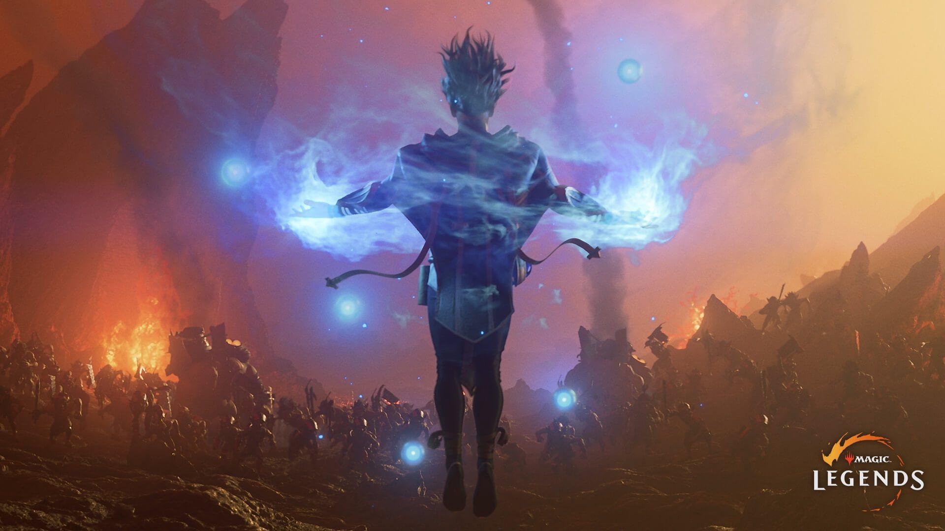 Perfect World Entertainment anuncia um novo RPG de ação MMO, Magic: Legends