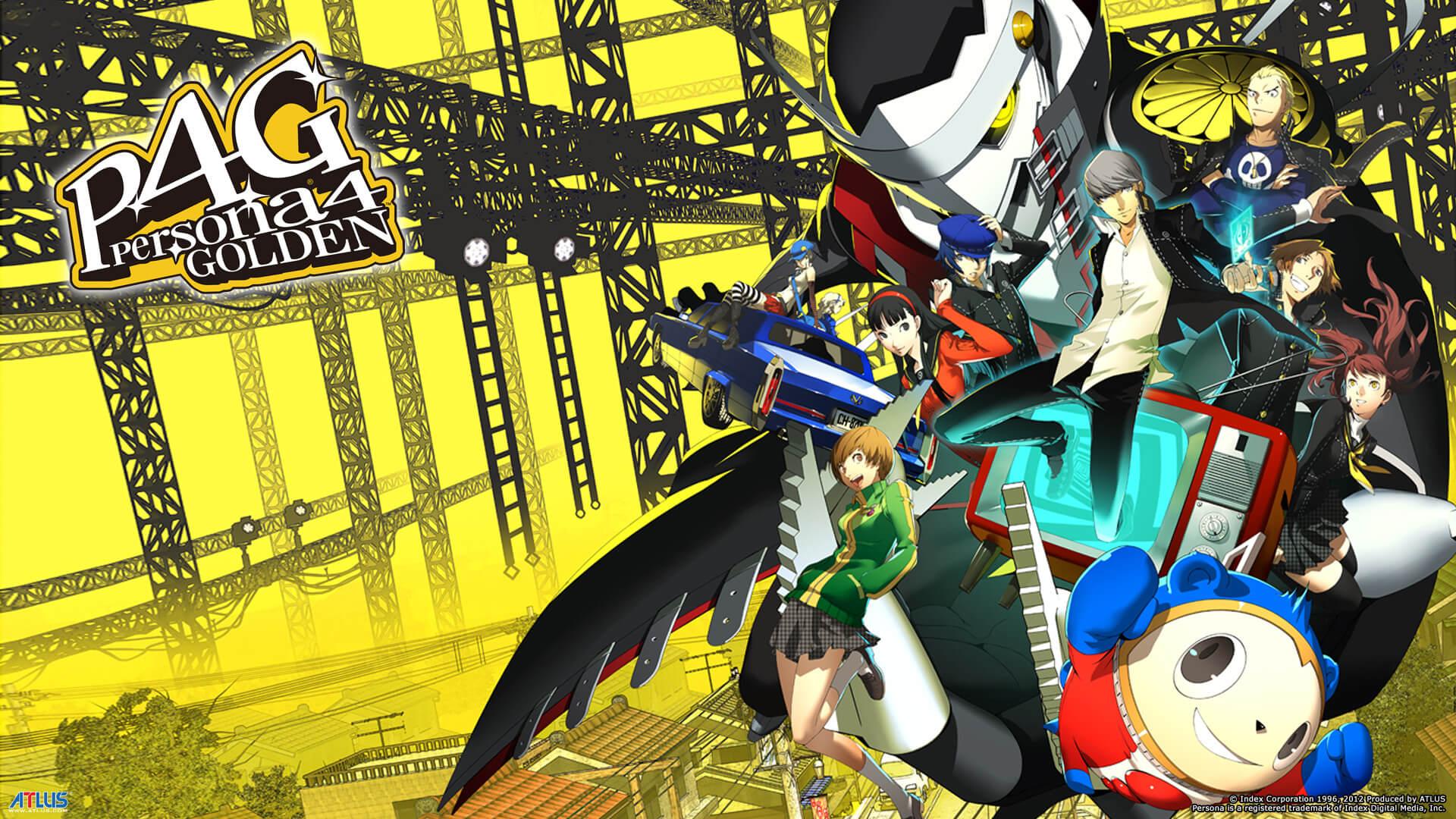 Persona 4 Golden está definitivamente e inquestionavelmente chegando ao PC