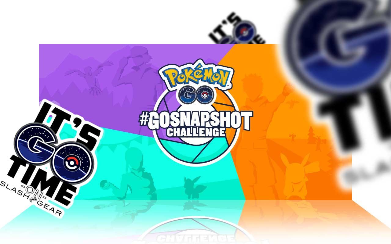 Pesquisa sobre Pokemon GO: Snapshots dão recompensas melhores que brilhantes