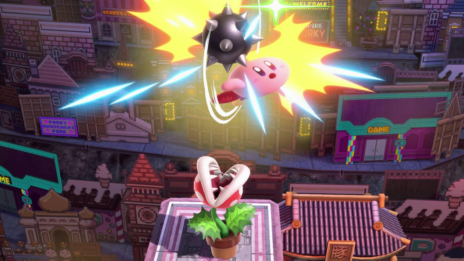 Piranha Plant lançado como DLC pago por Smash Ultimate