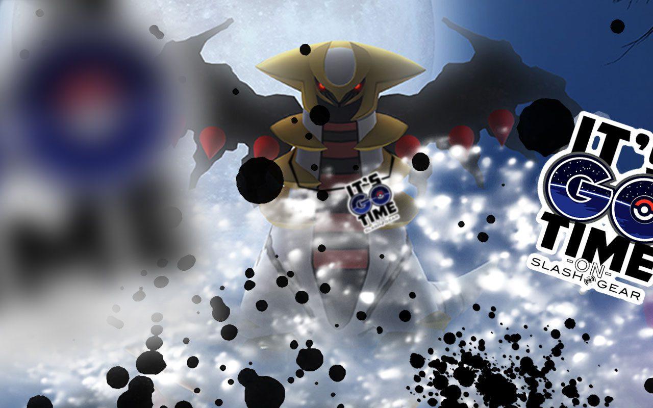 Pokemon GO Giratina e o mais novo Pokémon Brilhante do evento de Páscoa