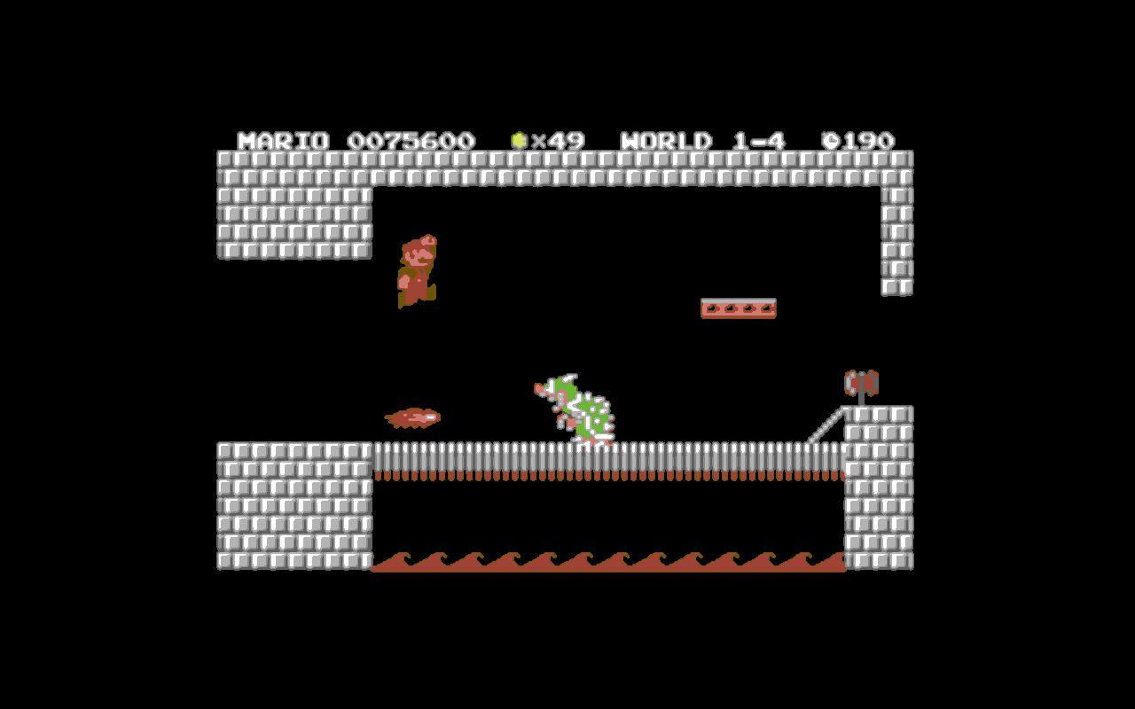 Porta Super Mario Bros C64 batida com DMCA após 7 anos de desenvolvimento