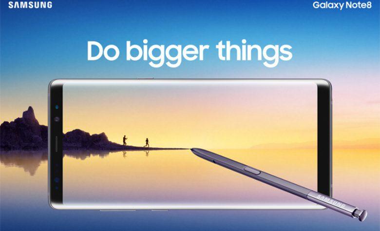 Preço do Samsung Galaxy Note8 nos EUA revelado nas principais operadoras ...