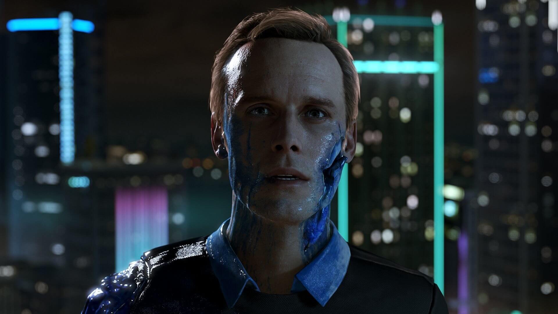 Primeira atualização do PC lançada para Detroit: Become Human, aborda várias falhas, ...