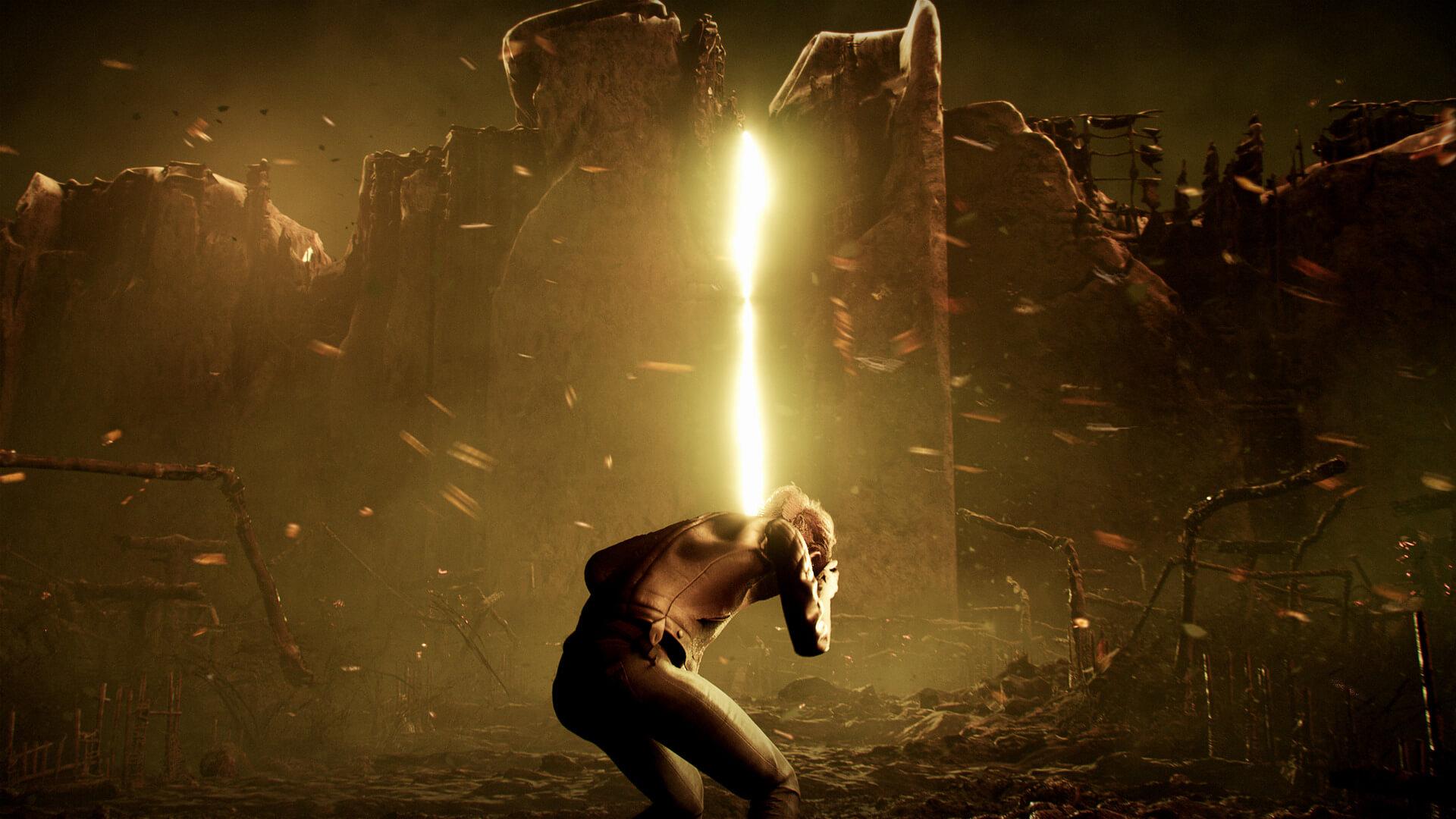 Primeiras imagens, detalhes e trailer do novo jogo de terror psicológico, The ...