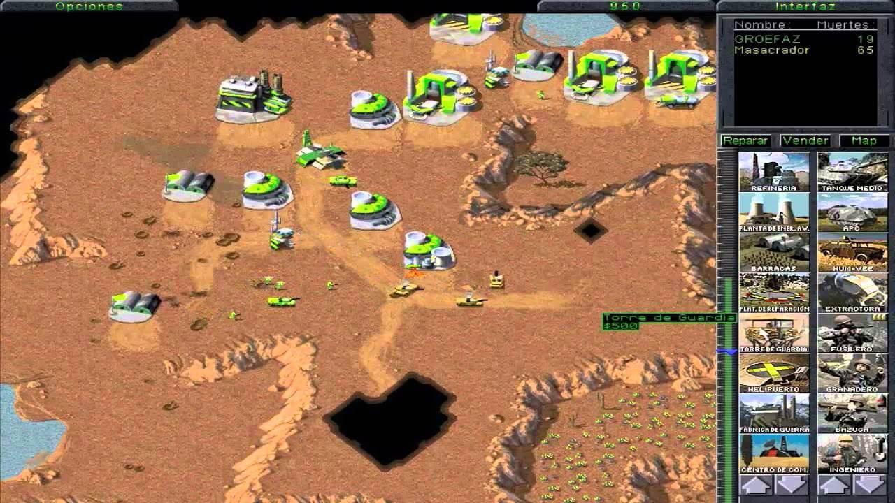Primeiro teaser de gameplay para Command & amp;  Conquer Remaster