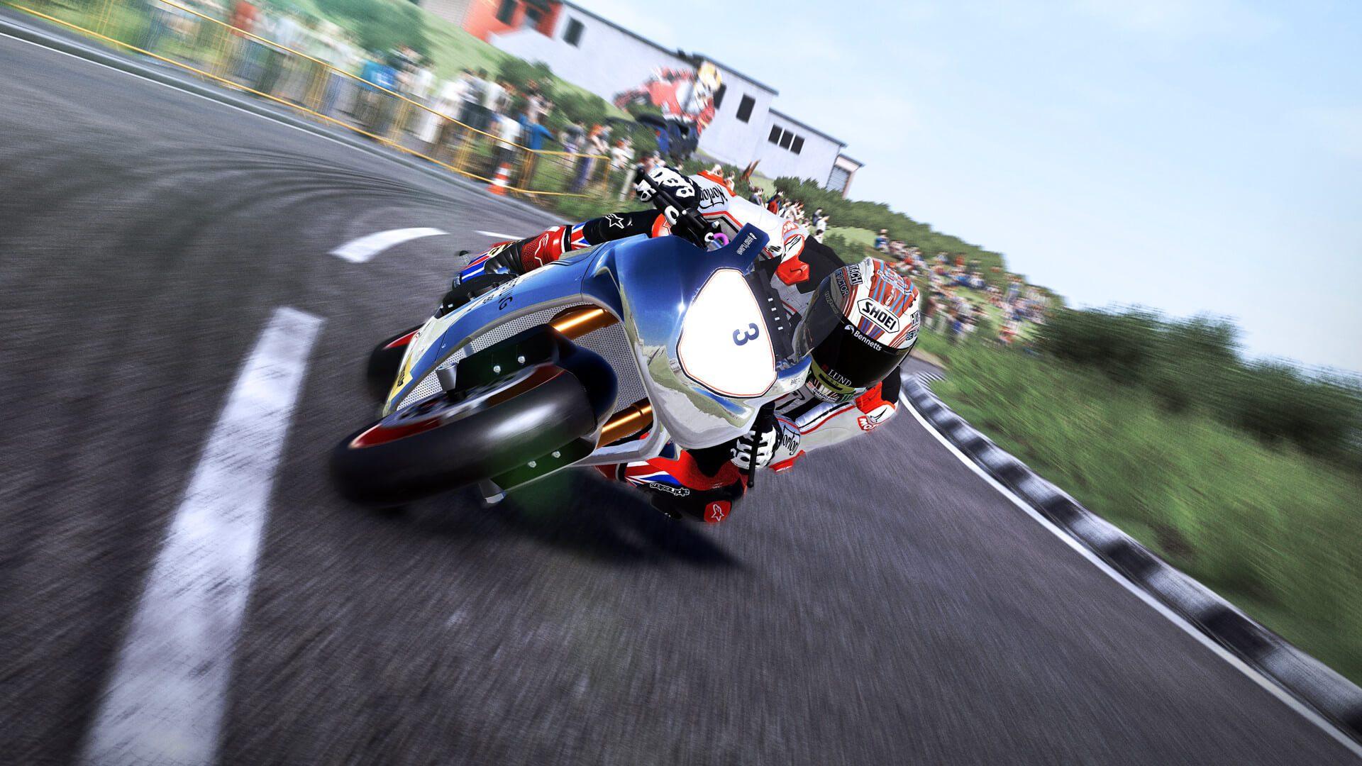 Primeiro vídeo de jogabilidade lançado para TT Isle of Man Ride ...
