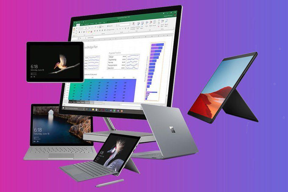 Qual é o melhor laptop ou tablet Microsoft Surface para você?