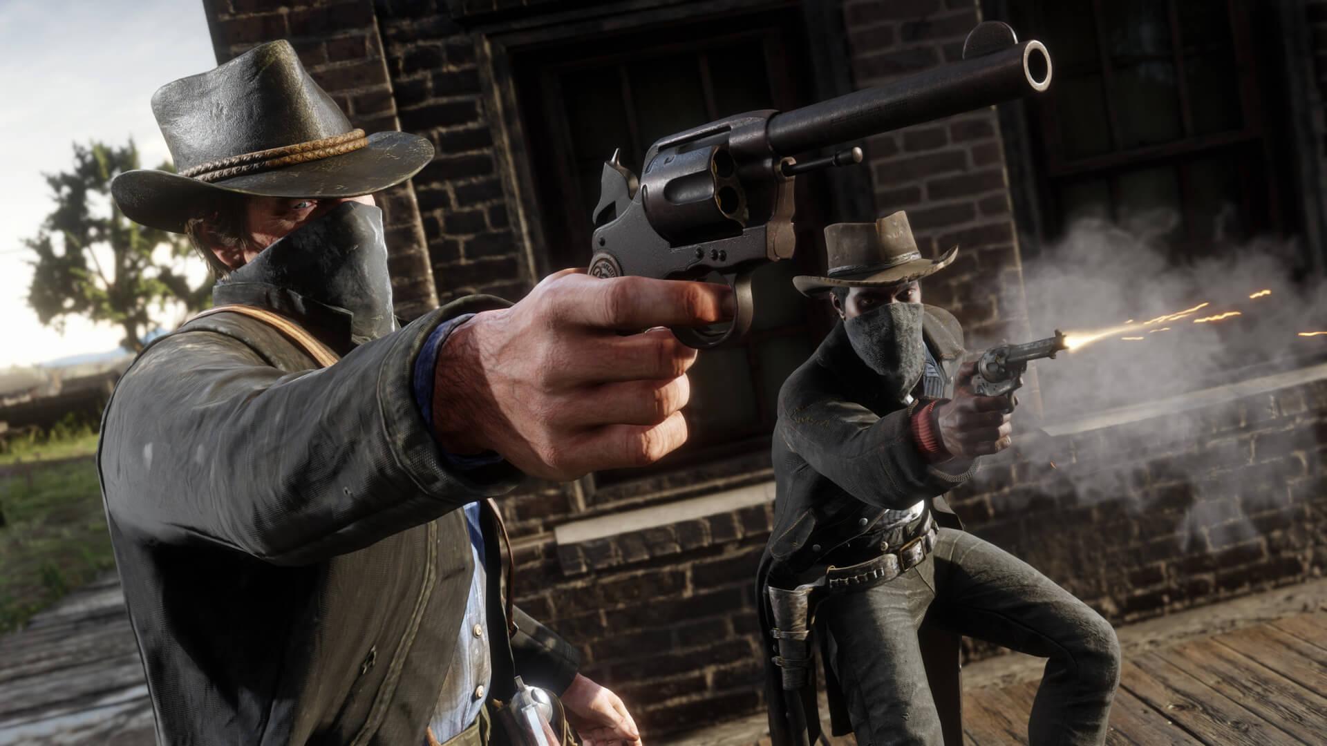 Red Dead Redemption 2 parece rodar mais rápido no Linux em ...