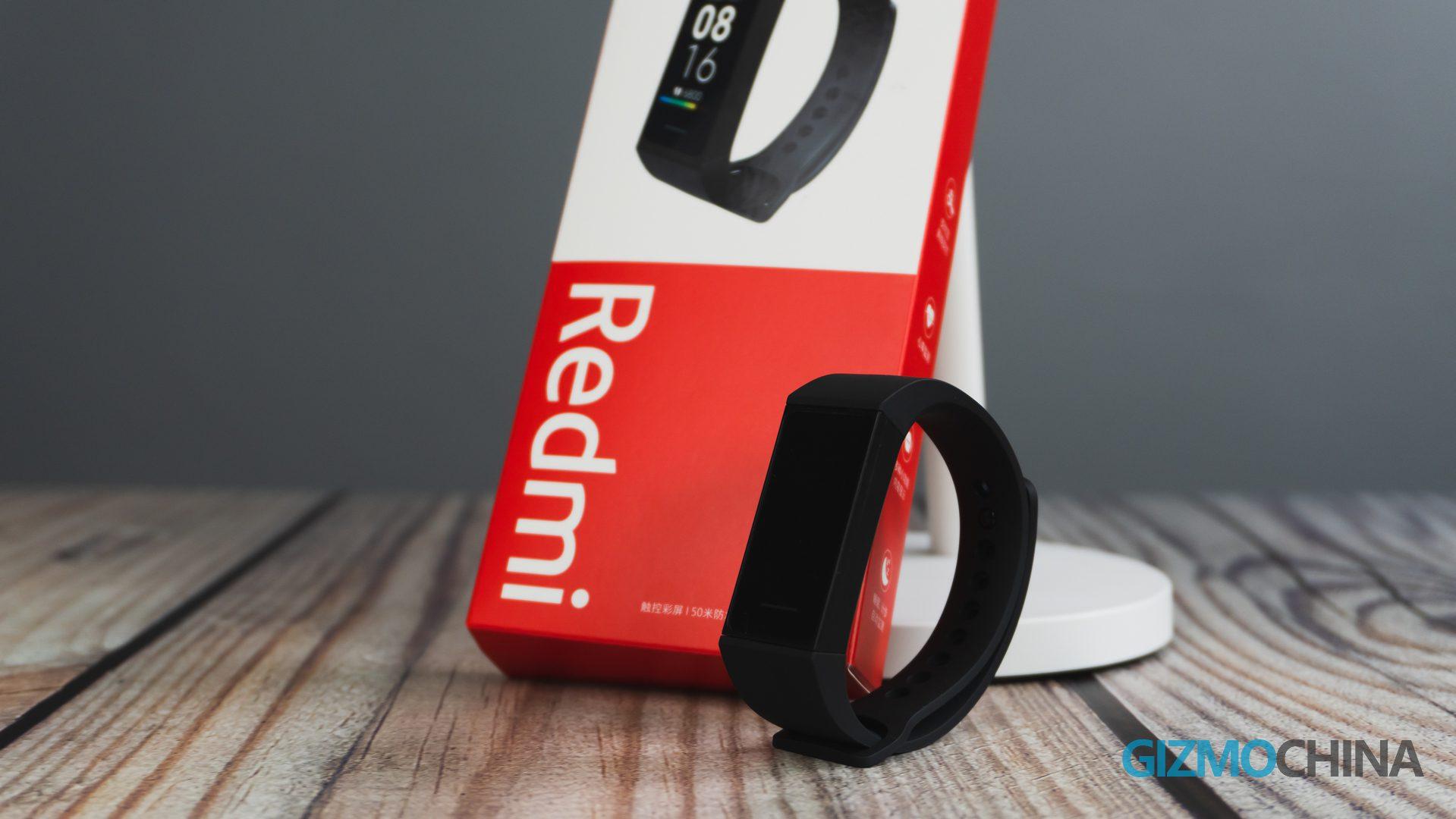 Banda Redmi em destaque