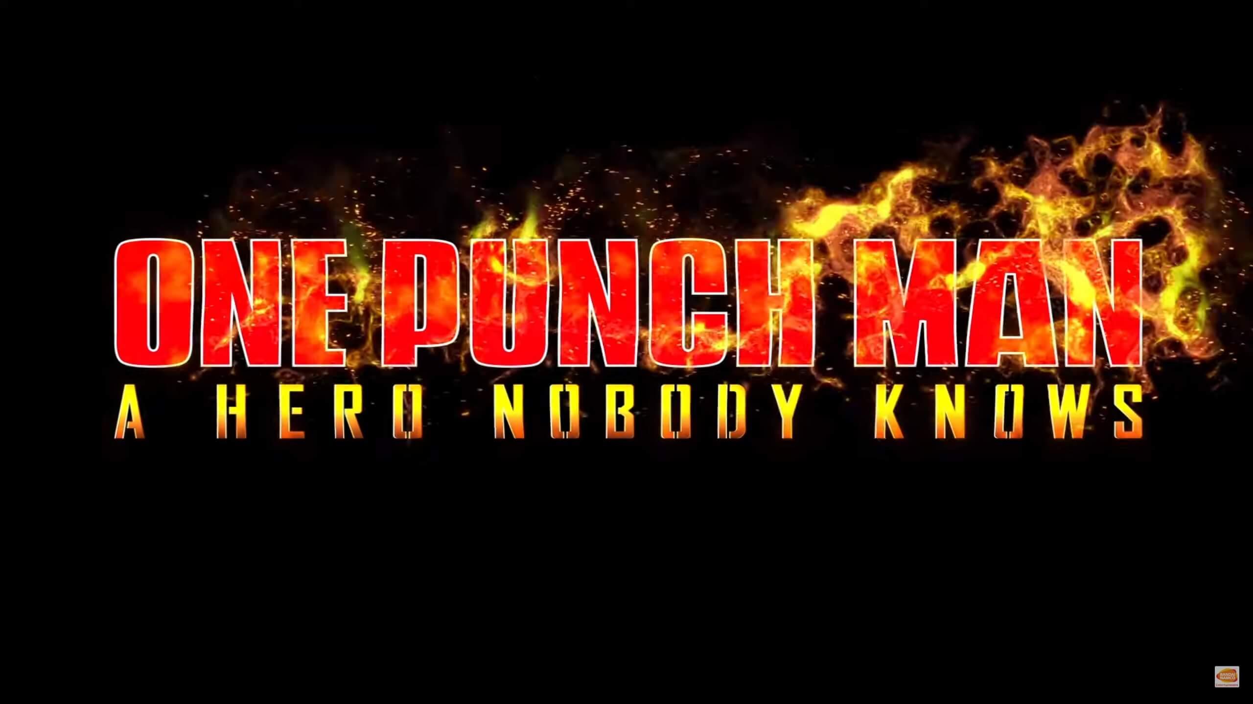 Requisitos oficiais para o PC para One Punch Man: A Hero Ninguém sabe