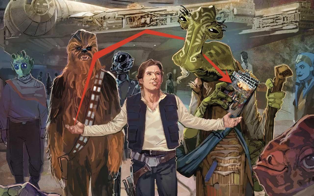 Retorno da pergunta Jedi respondida em novas terras de Guerra nas Estrelas ...